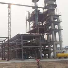 Conversão de óleo de motor usado em usinas a diesel