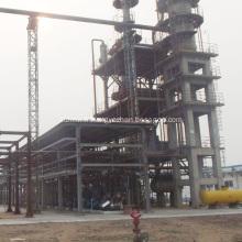 Conversion de l'huile de moteur usée en usine diesel
