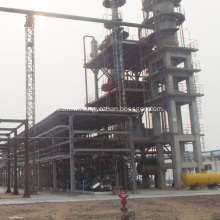 Converting Waste Engine Oil to Diesel Plant