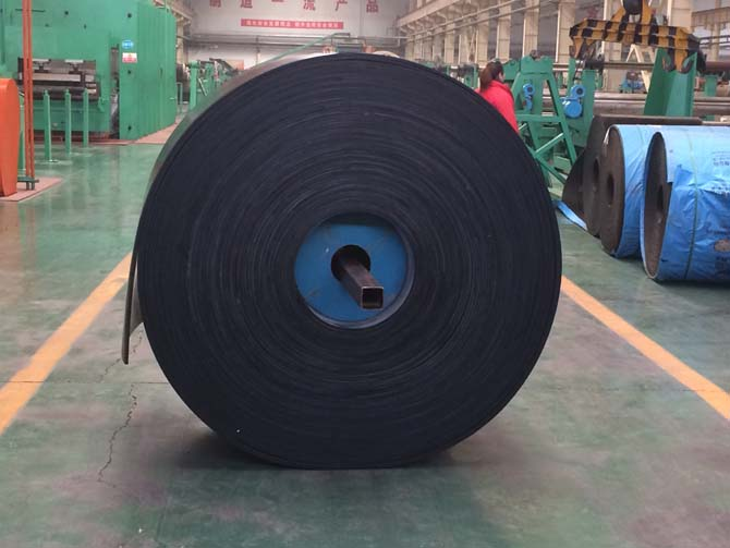 acid resistant conveyor belt