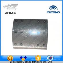 Venda quente Bus parte 3552-00621 Forro de freio traseiro para Yutong ZK6930H