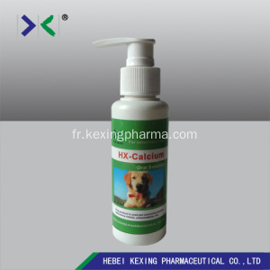 Injection de Gluconate de Calcium 10% 100ml