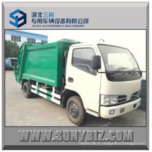 4cbm Rhd 4X2 Compactor Garbage Truck