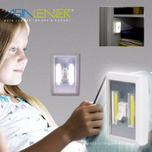 Управляемый батареей -Найт Light Light Wall Switch