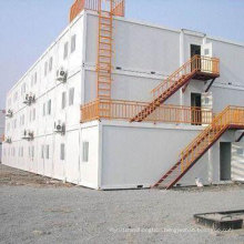 Modular Building/Multilayer Container House (CH-69)