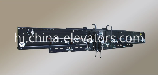6 Panels Car Door Operator for Freight Elevators