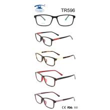 Tr90 Óptico Gafas Gafas Marco (TR596)