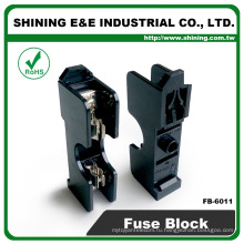 ФБ-6011 600В 20А DIN-рейку 6х30 винт блока предохранителей