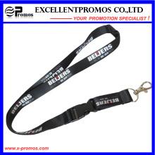 Promocionais logotipo Heat Transfer impressão cordão (EP-Y581412)