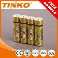 Battery supplier and manufacture lr03 dry battery