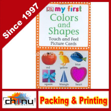 Colores y formas Touch and Feel Picture Tarjetas (430031)