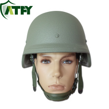 Customized Fashionable PASGT Bullet Proof Helmet Customized NIJ IIIA Standard Ballistic Helmet for Military and Army