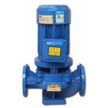 Pompe centrifuge verticale à turbine à eau en acier inoxydable ISG