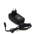 DC power adapter 12V2.5A  Europe plug CE GS VI