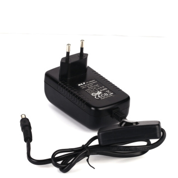 switching power adapter 12V3A GS CE VI ROhs Reach