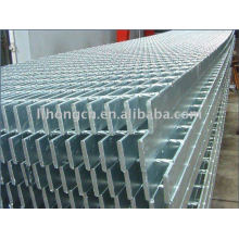 Grade de piso de aço galvanizado a quente