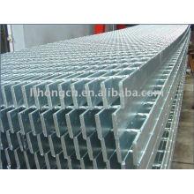 Решетчатая решетка из оцинкованной стали