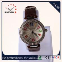 New Style Wrist Watch Quartz Watch Alloy Watch Lady Watch (DC-1789)