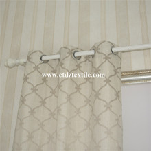 Circle By Circle Design Curtain Fabric