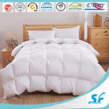 Популярное ультрамягкое одеяло / одеяло из гусиного или утиного пуха с алоэ