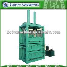 prensa de la máquina de embalaje de paja de trigo
