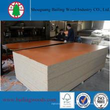 18мм 2 стороны меламина вишни облицованные ДСП для кухонного шкафа