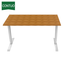 Motores duales Sit And Stand desk Electriced ajustable