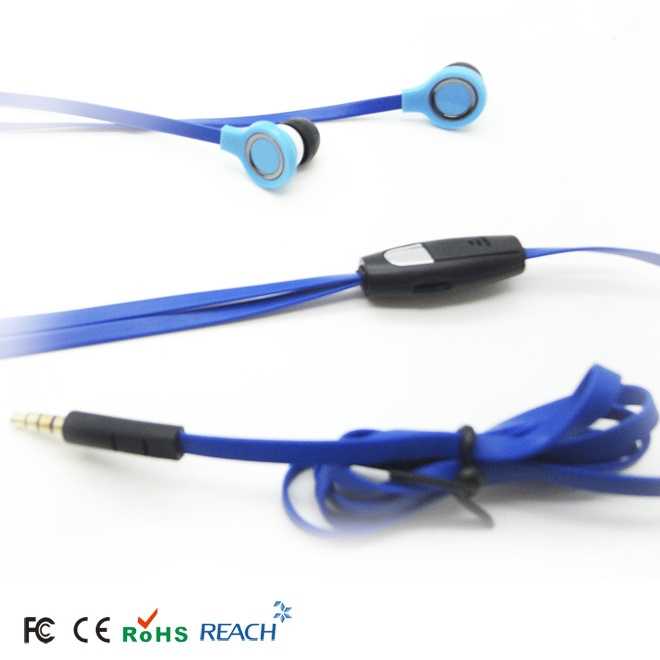 oblate earphone