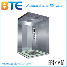 Ce Good Decoration and Stable Passenger Lift Without Machine Room
