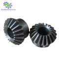 Fábrica del engranaje cónico del material de acero de la alta precisión de la alta calidad