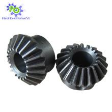 Hochwertige hochpräzise Stahlmaterial-Kegelradfabrik