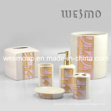 Accesorio de baño de porcelana de rejilla (WBC0503B)