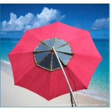 ECEEN Parapluie solaire Chargeur solaire 40W parapluie solaire pour hôtel, extérieur