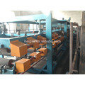 Color Steel Composite Board Production Line/ sheet metal roofing machine