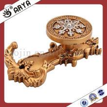 Gancho decorativo del lazo Gancho de lazo de la borla y diseño del gancho, accesorio de la cortina que rueda