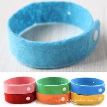 Deet Free puissant micro-fibre anti-moustique bracelet bébé