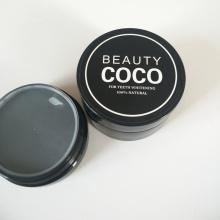FDA Cosmetics Ingredient Charcoal Teeth Whitening Powder Private Design