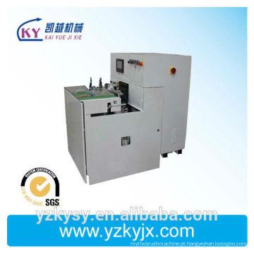 Escova de inovações CNC que faz a máquina