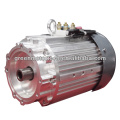 Motor eléctrico de la CA 7.5Kw para el coche eléctrico de poca velocidad