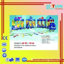 New Arrival Animal Sea World Amusement Park Electric Train Playground Equipment