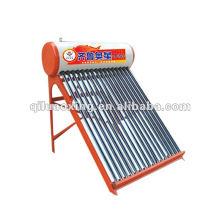 split sistema de calentador de agua solar presurizado