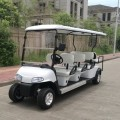 Cheap gas powered 4 seater golf cart