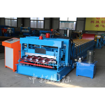 Roofing Sheet Glazed Tile Making Machine