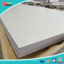 Feuille d'acier inoxydable de fournisseur professionnel de 304 / 304L 2b