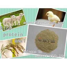 Reis-Protein-Mahlzeit (60% 65% 72%) Heißer Verkauf