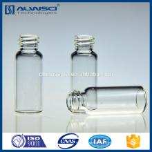 2ml 8-425 Lab vial liquid gas chromatography screw cap clear vial hplc vial