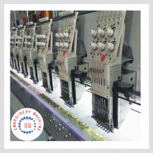 624 HB muti cabezas de alta velocidad automatizaron máquina del bordado