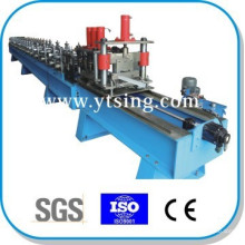 Passed CE and ISO YTSING-YD-6630 PLC Control Cable Tray Making Machine