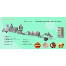 La ligne de traitement des aliments pour animaux de compagnie (TSE 65-P)
