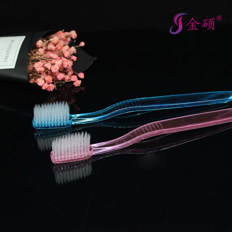 Hotel Disposable Toothbrush Flat Toothbrush3